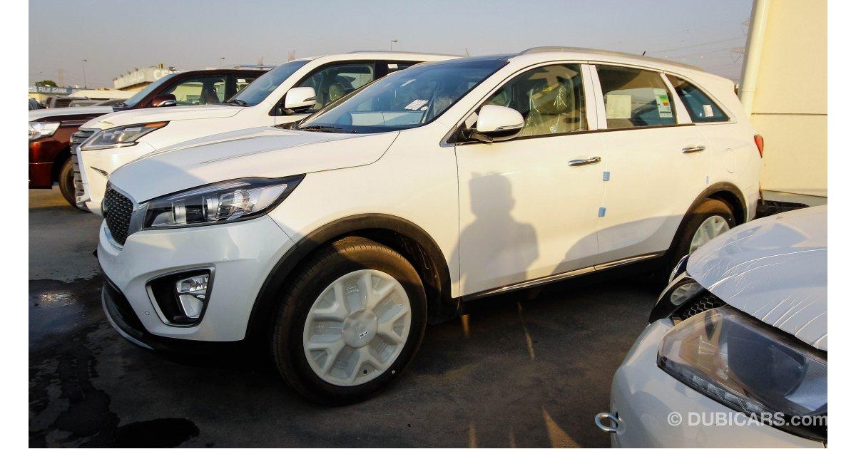 Kia Sorento For Sale Aed 83 500 White 2017