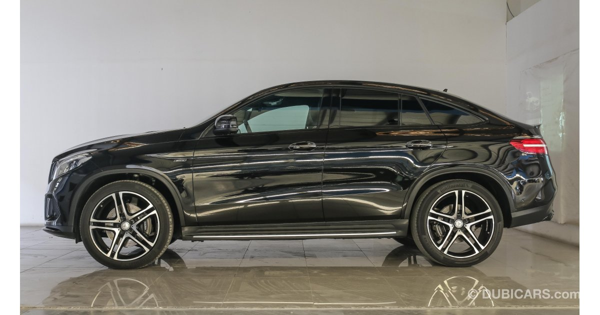 mercedes benz gle 450 amg for sale black 2016. Black Bedroom Furniture Sets. Home Design Ideas