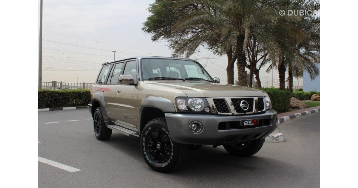 Nissan Patrol Super Safari 4800 Vtc For Sale Aed 215 000