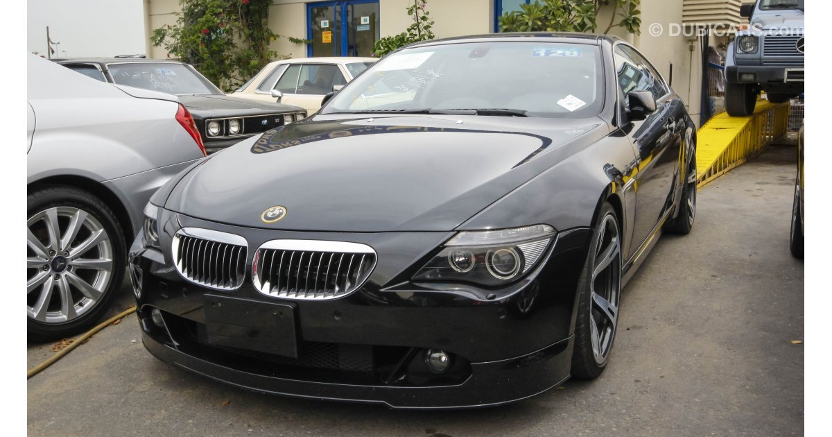 Bmw 650 I For Sale Black 2006
