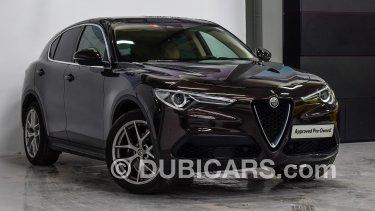 Alfa Romeo Stelvio First Edition >> Alfa Romeo Stelvio First Edition 2 0l T 280 Bhp Aw
