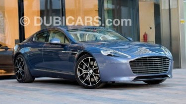 Aston Martin Rapide S V12 Timeless Extended 2 Years Warranty Service Contract