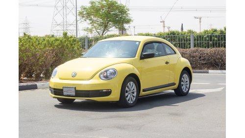 8 used Volkswagen Beetle for sale in Dubai, UAE - Dubicars com