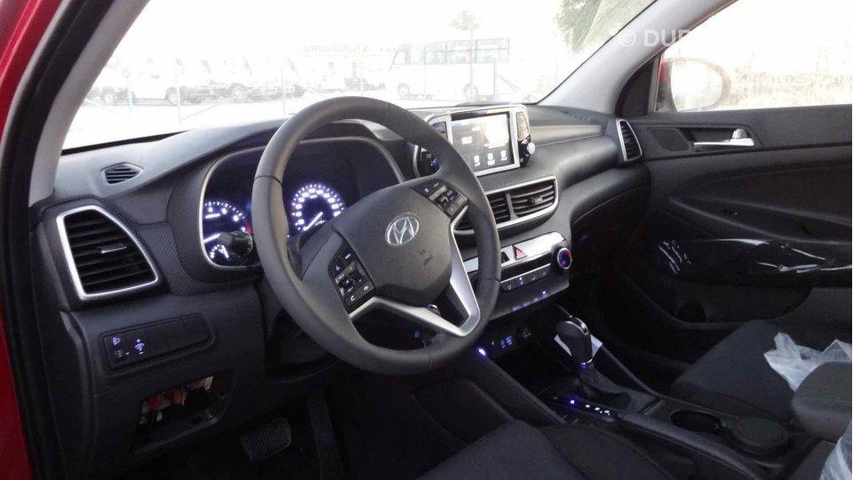 Hyundai Tucson For Sale Red 2020