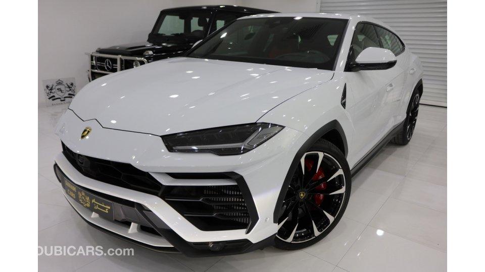 Lamborghini Urus 2019 Brand New Warranty And Service Gcc Specs