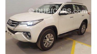 Toyota Fortuner 2018 full options Diesel for sale  White, 2018