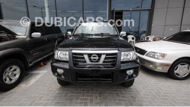 Nissan Patrol Safari 4 8l Vtc For Sale Aed 38 000 Black 2002