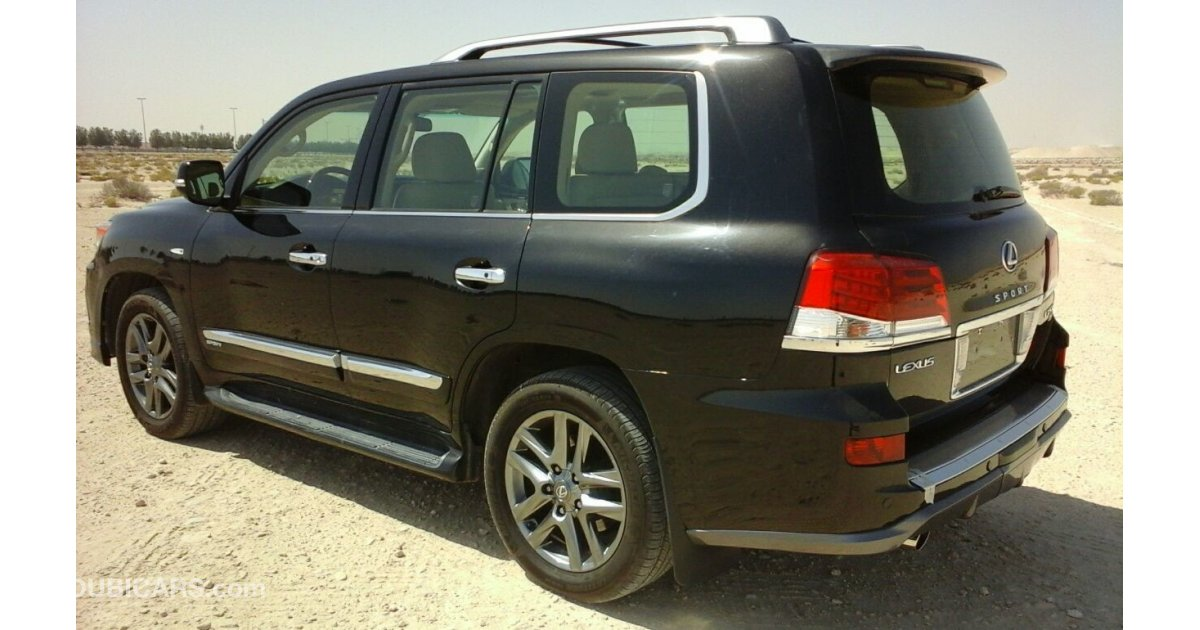 lexus lx 570 lx 570 2011 with kit 2015 for sale aed 119 000 black 2011. Black Bedroom Furniture Sets. Home Design Ideas