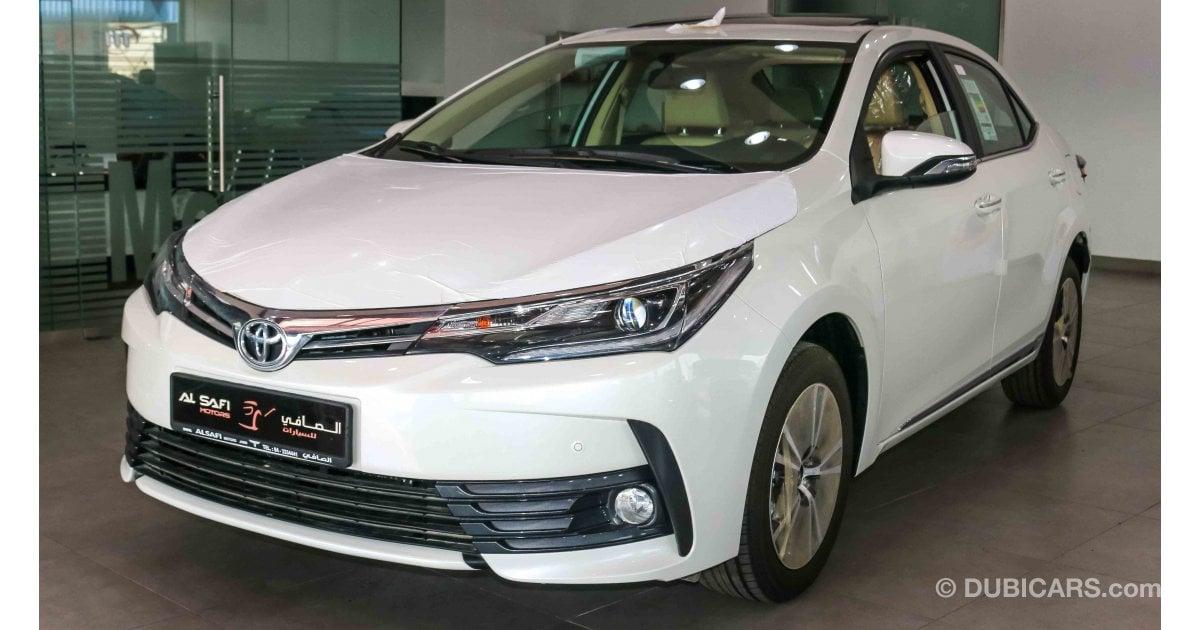 Toyota Corolla 2.0L GLI for sale. White, 2017