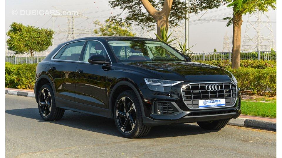 Audi Q8 2020 Audi Q8 Quattro 3 0l V6 55tfsi 0km For Sale Aed 277 000 Black 2020