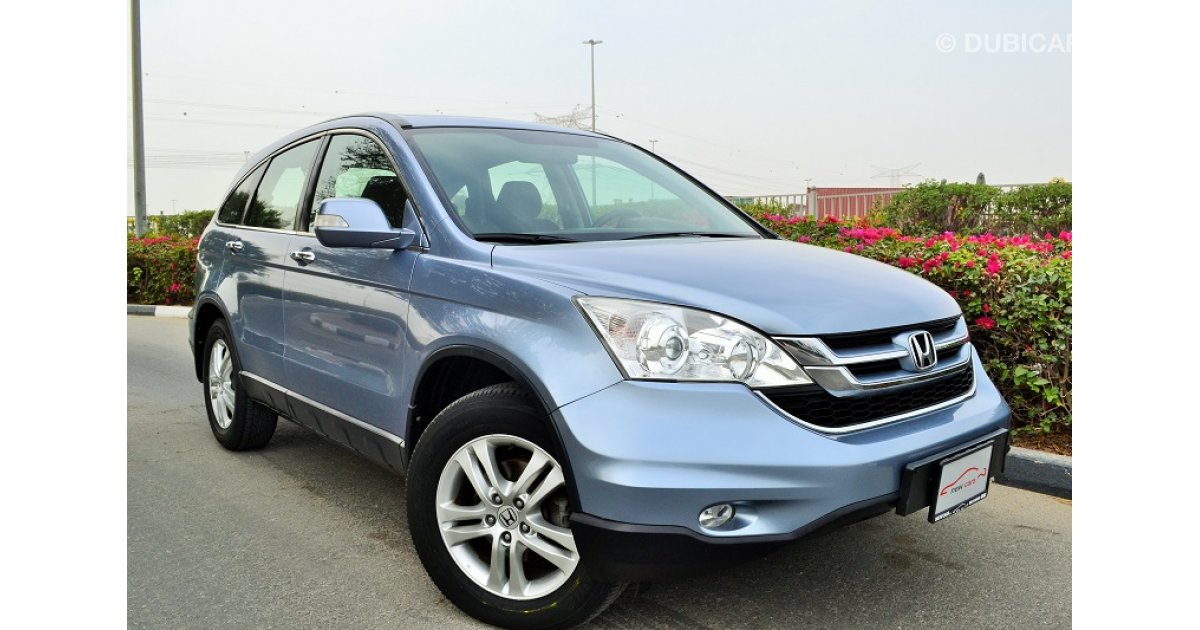 honda cr v zero down payment 735 aed monthly 1 year warranty for sale aed 31 000 blue 2010. Black Bedroom Furniture Sets. Home Design Ideas