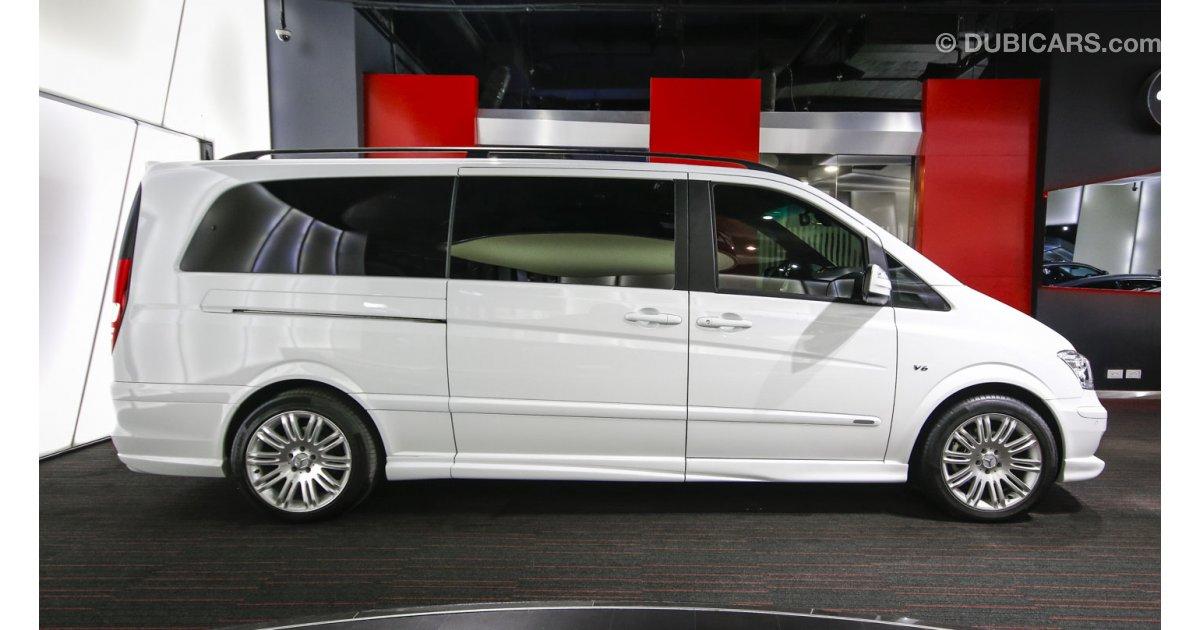 Mercedes benz viano al ain class motors special edition for Mercedes benz wifi hotspot