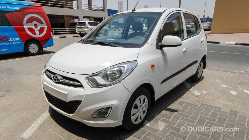 hyundai i10 for sale aed 21 000 white 2015. Black Bedroom Furniture Sets. Home Design Ideas