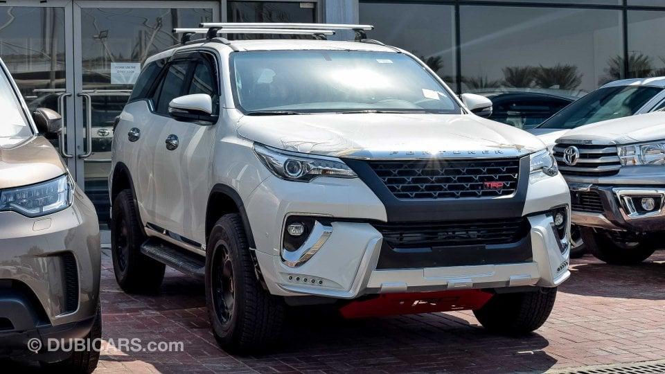 Toyota Fortuner TRD V6 4.0 full option edition 2019 zero ...