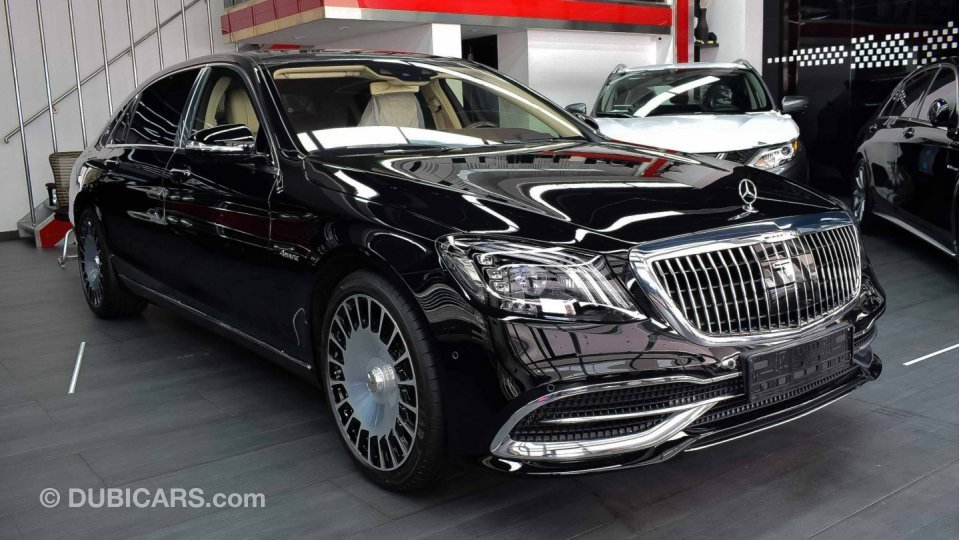mercedes s 560 maybach 4 matic for sale aed 670 000
