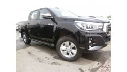 Toyota Hilux Brand New Right Hand Drive V4 2.4 Diesel Manual