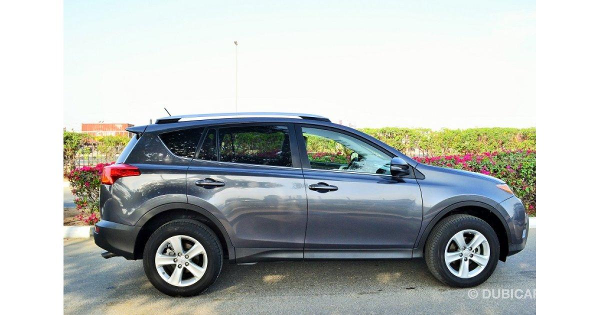 Rav Used Car For Sale In Dubai