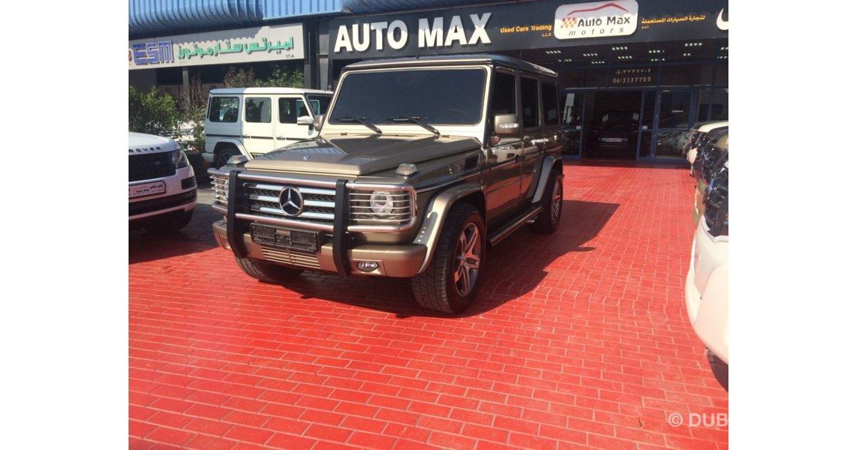 G 55 amg 190 000 2012 Auto max motors