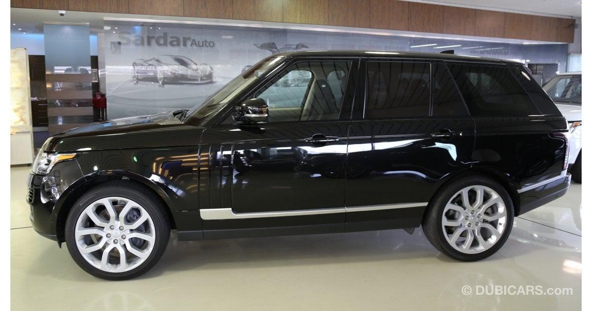 land rover range rover sport supercharged for sale aed 499 000 black 2017. Black Bedroom Furniture Sets. Home Design Ideas