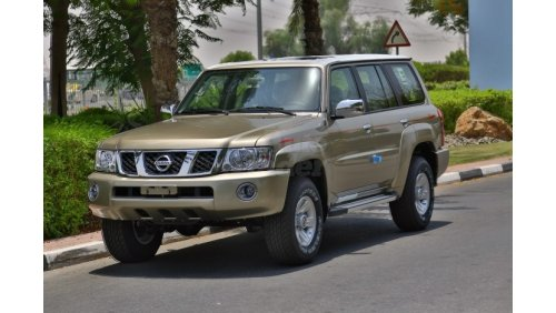 7 new Nissan Patrol Safari for sale in Dubai, UAE - Dubicars com