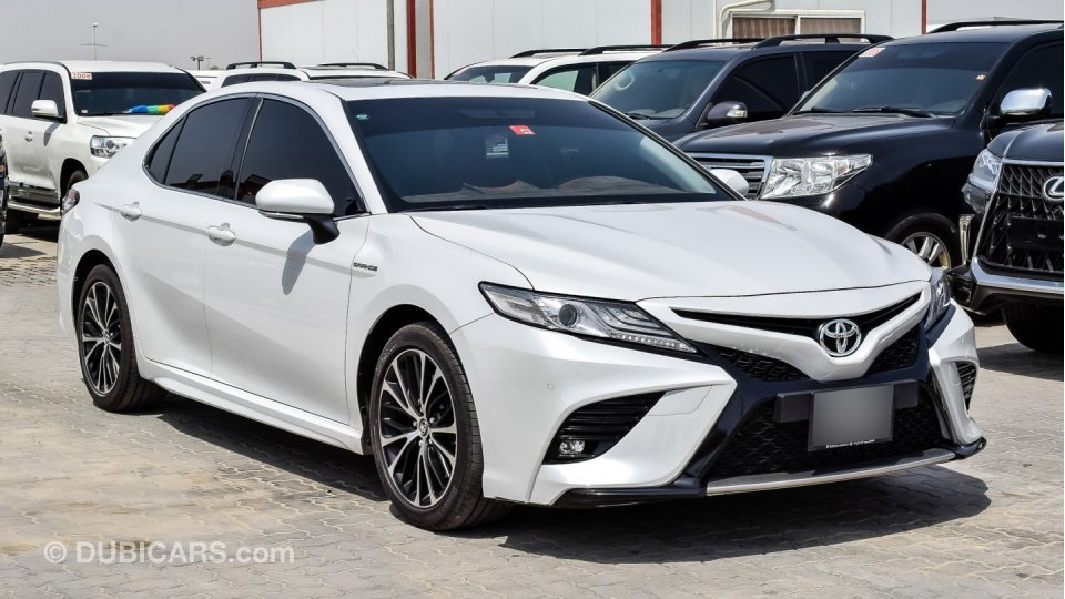 Used Rolls Royce For Sale >> Toyota Camry Sport V6 GRANDE for sale. White, 2019