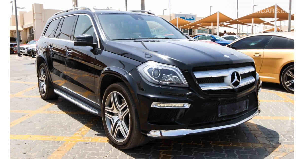Mercedes benz gl 500 4matic for sale aed 170 000 black 2014 for 2014 mercedes benz gl450 for sale