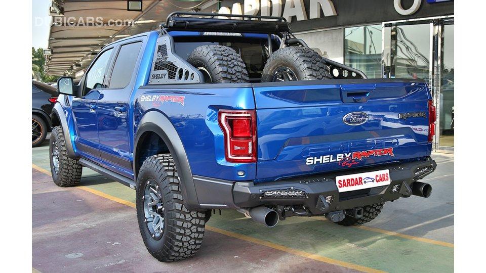 Ford Raptor Baja Raptor 2019 for sale: AED 599,000. Blue, 2019