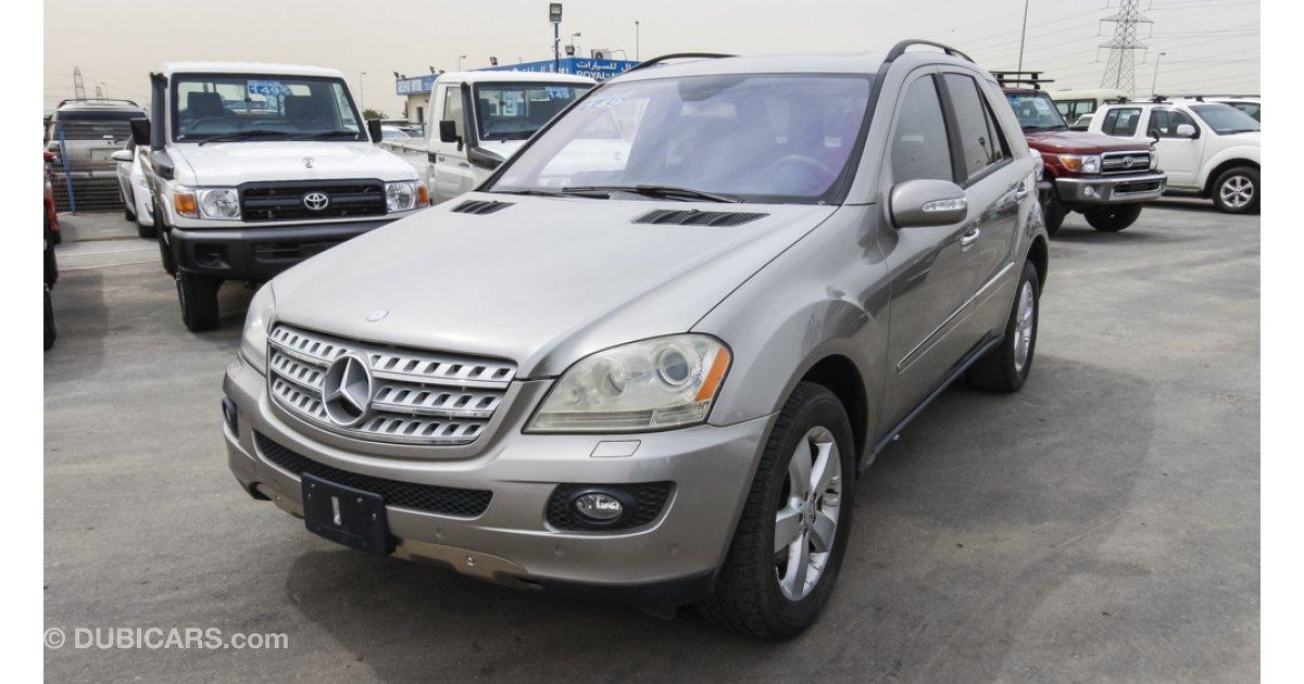 Mercedes benz ml 500 left hand drive petrol 5 0l c116 for for Mercedes benz ml 2006 for sale