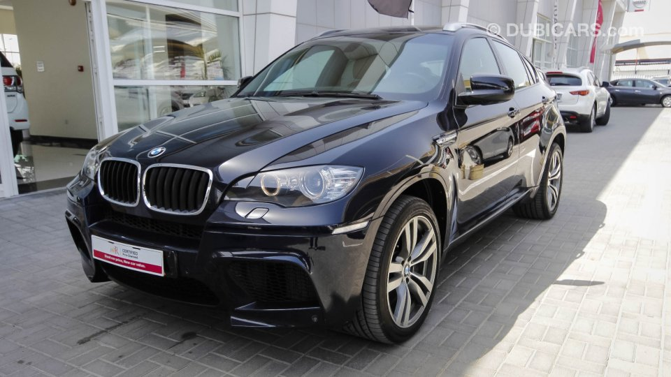 Bmw X6 M For Sale Aed 139 900 Black 2010