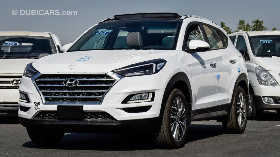 Tucson Used Cars >> Hyundai Tucson for sale: AED 68,000. White, 2019