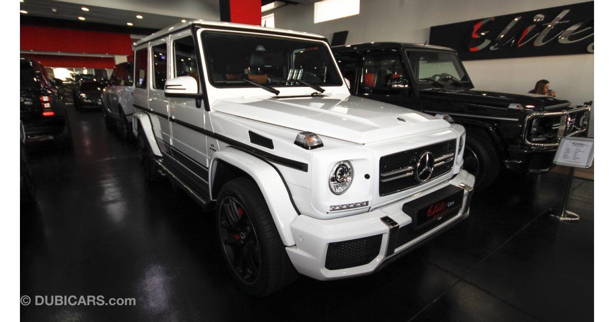 Mercedes benz g 63 amg v8 biturbo for sale aed 649 000 for Elite mercedes benz