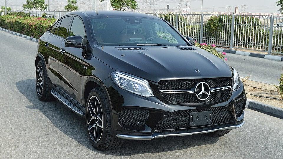 Mercedes-Benz GLE 43 AMG 2019, 3.0L V6 GCC, 0km with 2 ...