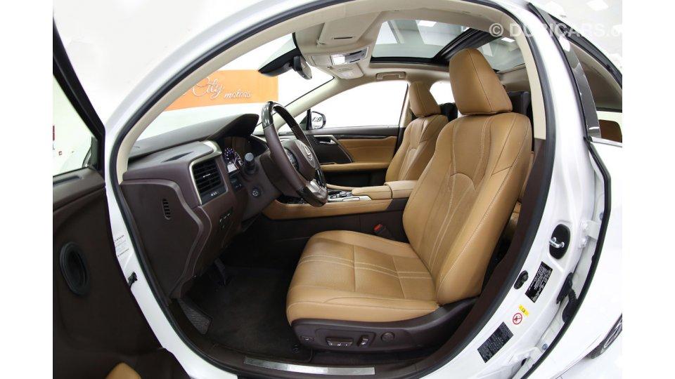 Lexus RX 350 Luxury SUV 3.5L V6 2016 - Warranty until June ...