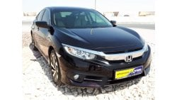 Honda Civic 1.6 GCC 2018 Bank financing and insurance can be arrange