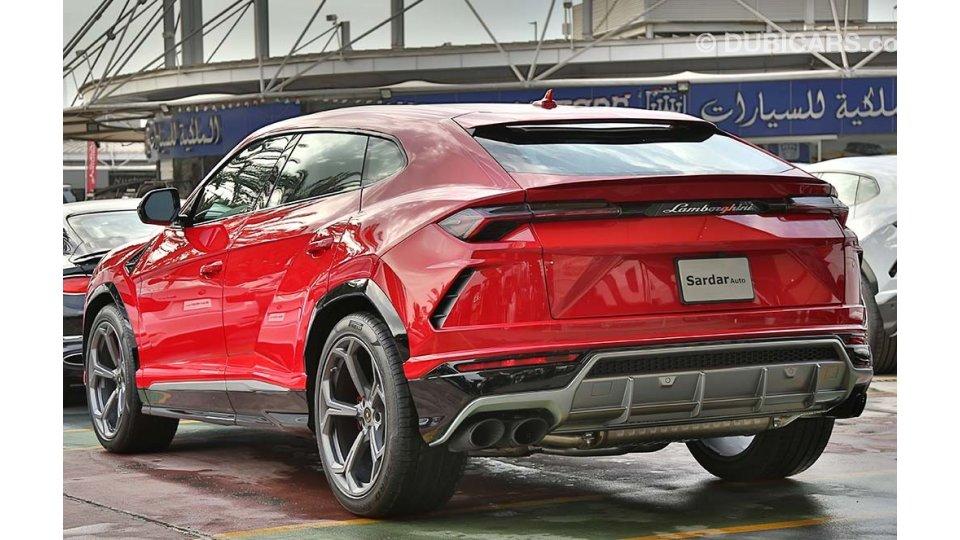 Power Rack For Sale >> Lamborghini Urus (2019 | FOR EXPORT) for sale: AED ...