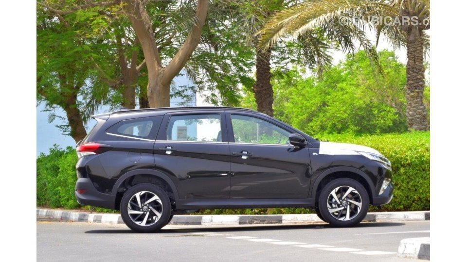 Toyota Rush Automatic for sale. Black, 2019