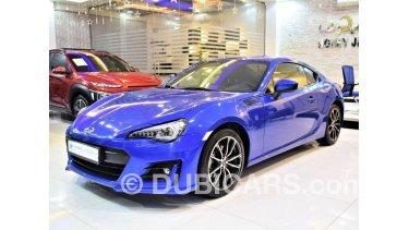 Subaru Brz Cash Deal Only Original Paint صبغ وكاله Agency Warranty Subaru Brz 2017 Model In Blue Colo For Sale Aed 57 000 Blue 2017