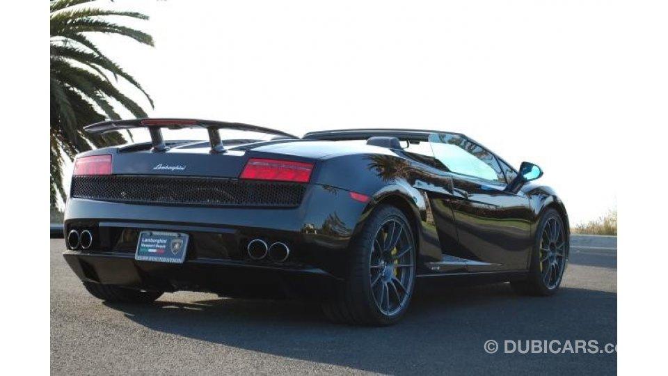 Lamborghini Gallardo Spyder For Sale Aed 330 000 Black 2010
