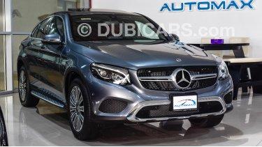 Mercedes-Benz GLC 300 2019 Coupe, 2 0L 4Matic GCC, 0km w/ 2 Years Unlimited  Mileage Dealer Warranty (RAMADAN OFFER)