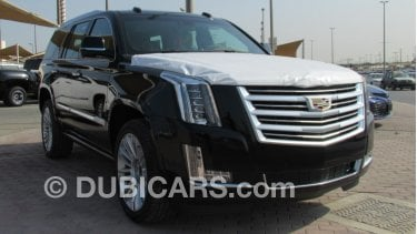 Cadillac Escalade Platinum Vip For Export Only For Sale Aed 288 000