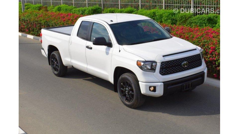 Toyota Tundra Smart Cab Sx 5 7l Automatic For Sale White