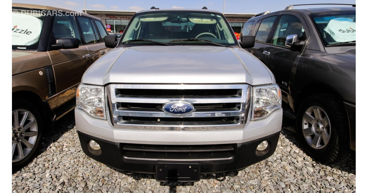 ford expedition for sale aed 38 000 grey silver 2013. Black Bedroom Furniture Sets. Home Design Ideas
