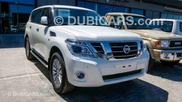 2018 Nissan Patrol: News, Upgrades, Specs, Price >> Nissan Patrol Titanium 2018 For Sale White 2018