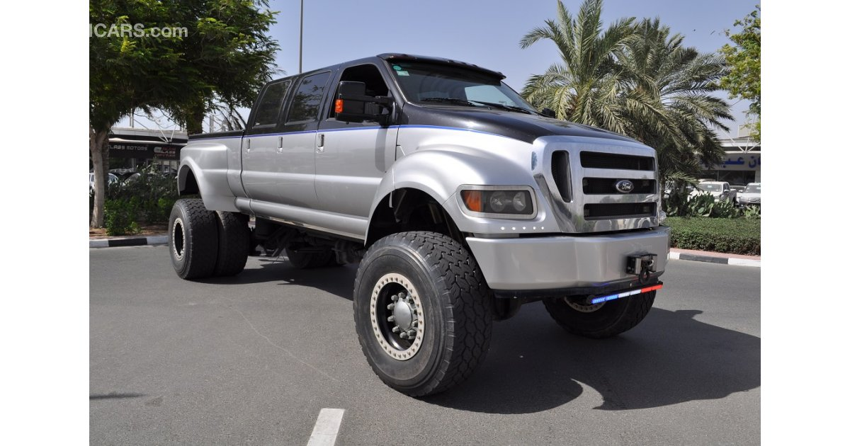 ford f 650 for sale aed 499 000 grey silver 2006. Black Bedroom Furniture Sets. Home Design Ideas