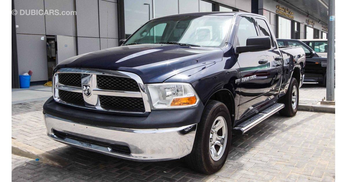 Dodge ram 5 7l hemi for sale aed 45 000 blue 2012 for Dodge ram 5 7 hemi motor for sale