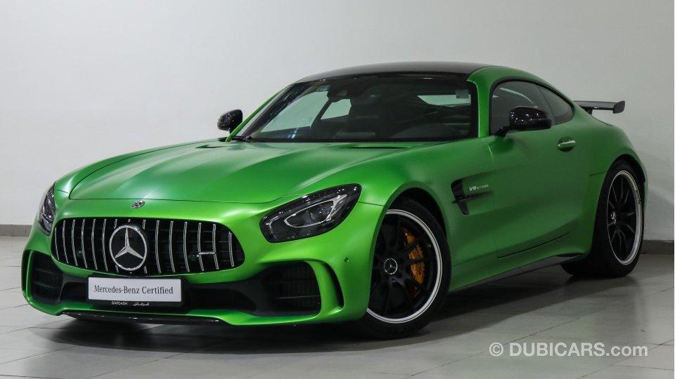 Mercedes-Benz AMG GT-R V8 Biturbo for sale: AED 700,350 ...