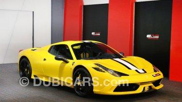 2015 Ferrari 458 Speciale >> Ferrari 458 Speciale Aperta 1 Of 499