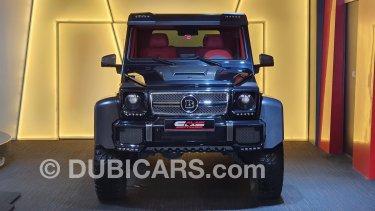 مرسيدس بنز G 63 Amg 6x6 Brabus 700 للبيع 3 650 000 درهم أسود 2014