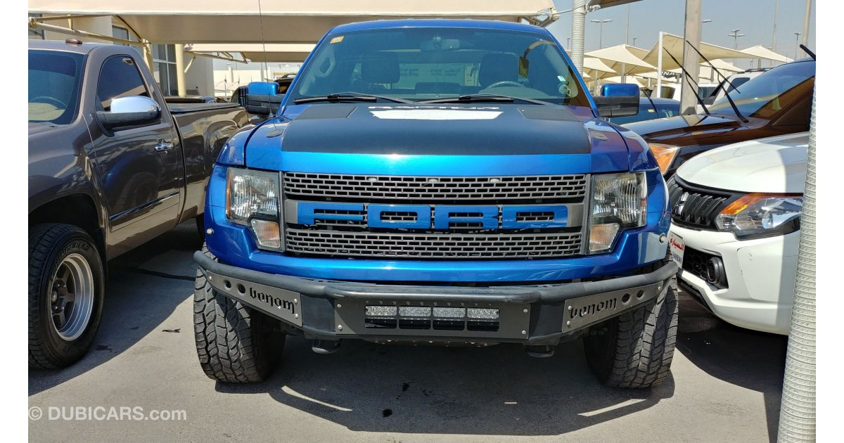 Ford F 150 SVT Raptor Body Kit for sale: AED 70,000. Blue ...