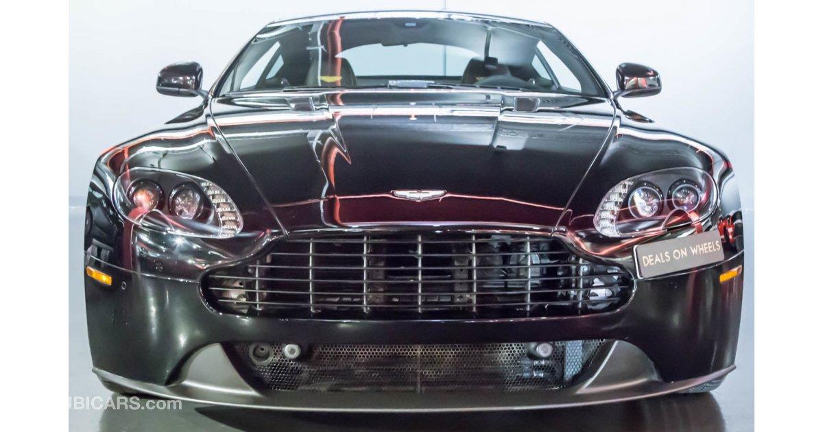 Aston Martin V8 Vantage S N430 Warranty Valid Until 01